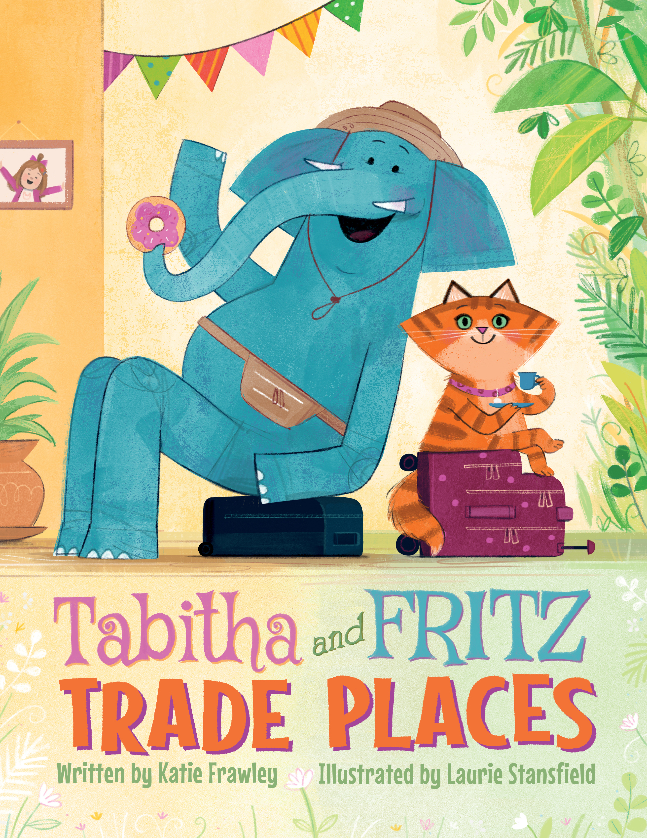 Tabitha And Fritz Trade Places - Final Cover
